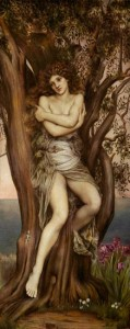 Evelyn De Morgan, the Dryad